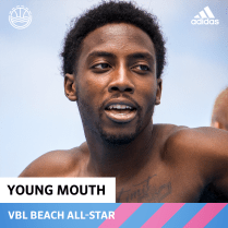 Beach - Young Mouth