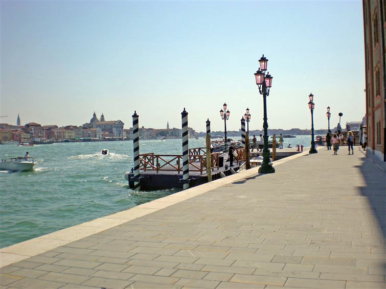 Luxury apartment in Venice for rent situated in a special context (5/5)