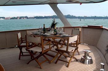 Boat and Breakfast a Venezia su uno yacht di lusso (4/4)