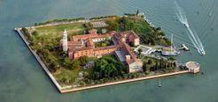 Aerial photograph of Venice, Anton Nossik
