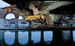 The Phoenix by Chinese artist Xu Bing, Venice Biennale (2015)