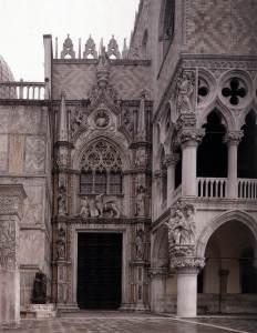 The Porta della Carta