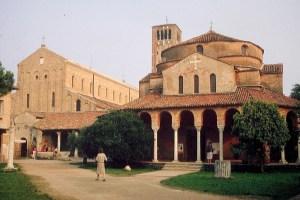 Facade of Torcello