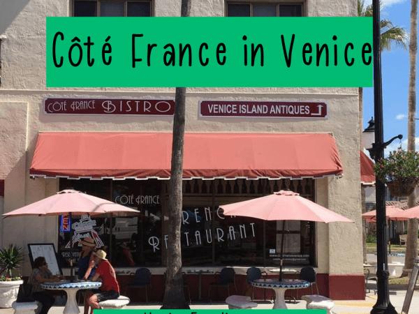 Côté France in Venice