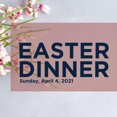 Chaz 51 Easter Dinner