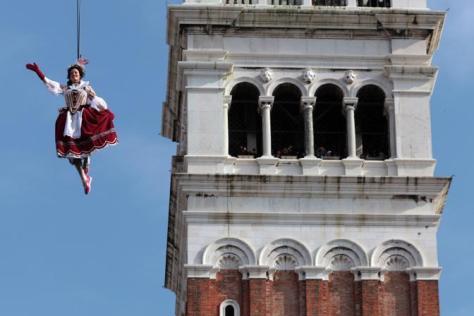 apertura ufficiale carnevale di Venezia