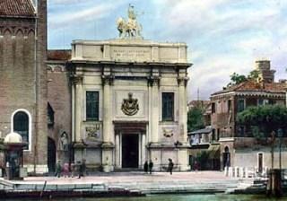 venice gallerie accademia 2 Dorsoduro, Santa Croce e San Polo