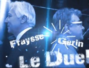 Fraysse   Gerin   le duel 04 04 15   vidéo dailymotion