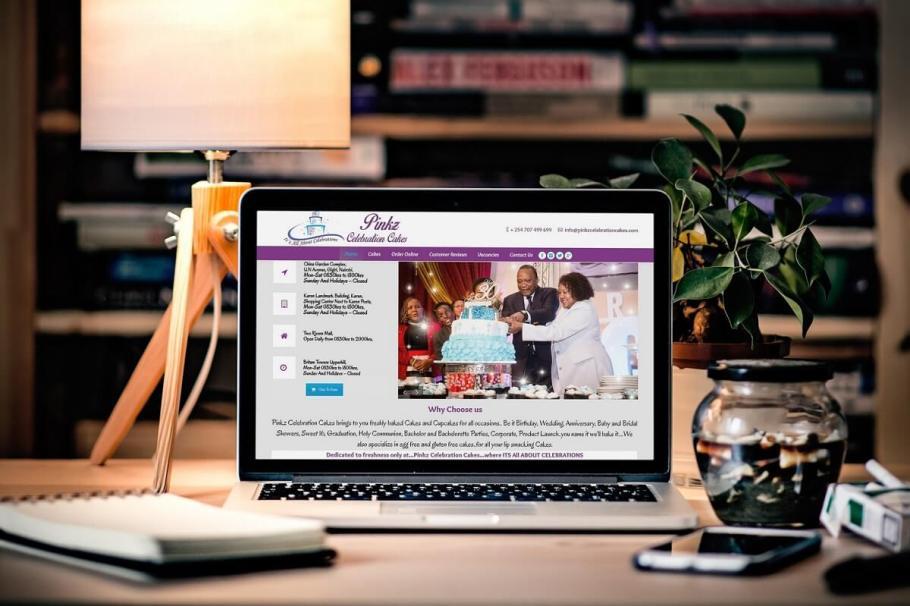 Web design in kenya