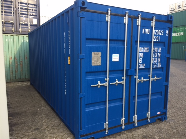 20'DV Dry cargo container