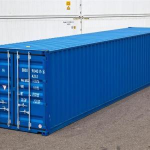 40'DV Dry Van cargo container