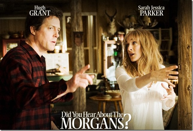 Did you hear about the Morgans