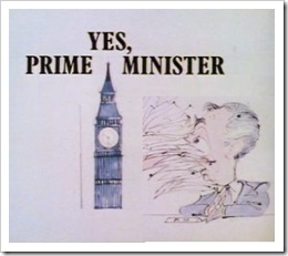 Yes Prime Minister