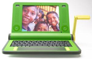 Nicholas Negroponte $100 Laptop photo