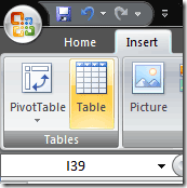 excel-insert-table