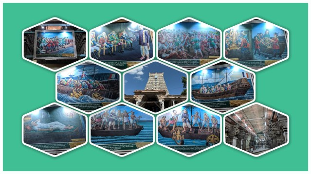 Story of the Dutch Occupation of the Thiruchendur Temple