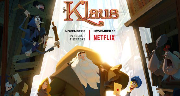 Klaus is a 2019 Spanish animated Christmas comedy-drama film