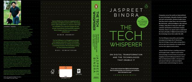 The Tech Whisperer by Jaspreet Bindra
