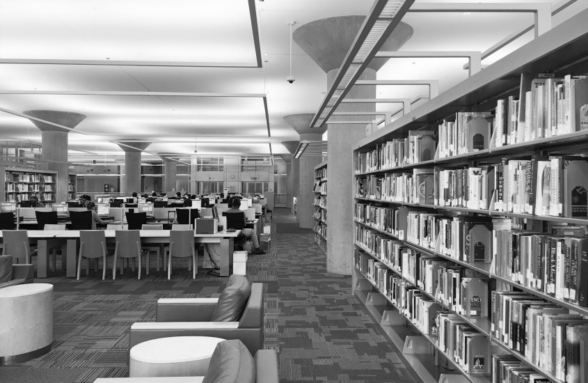 Reasons Why I Love Libraries