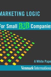 Marketing Logic for B2B