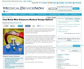 Anomet- Medical Device Now