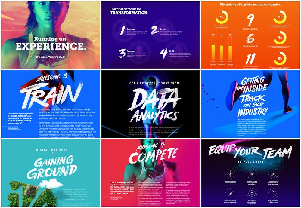 Graphic Design Trends Infographic - Bold & handwritten fonts dominate 4