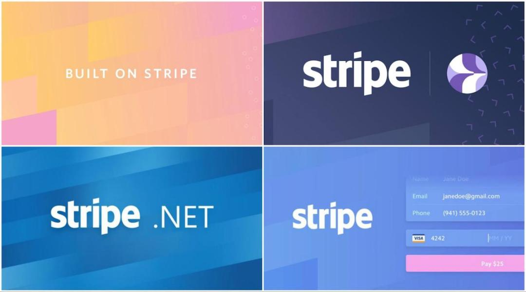 Graphic Design Trends Infographic - Color gradients are making a comeback 6