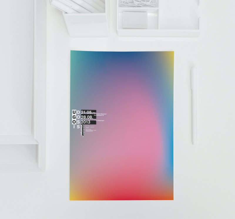 Graphic Design Trends - New Colorful Minimalism 6