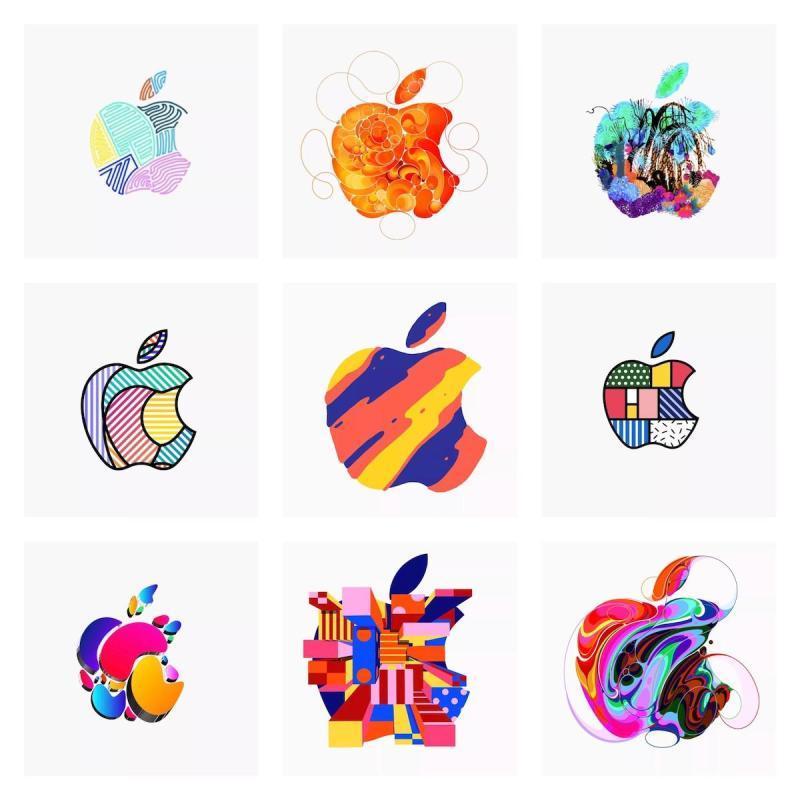 Graphic Design Trends - Pops of Vivid Colors 3