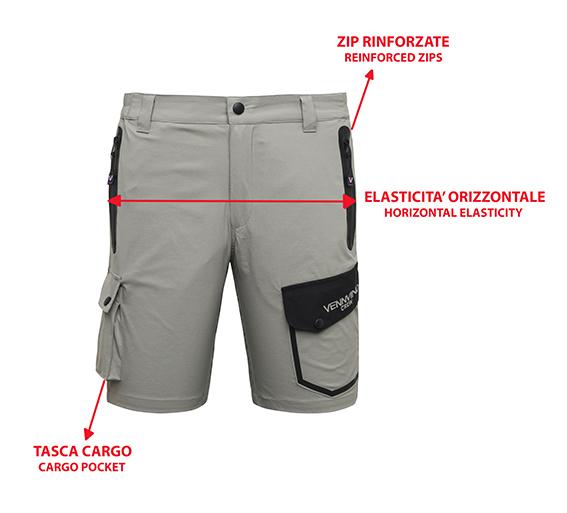 Pantalone Corto 01 MODIFICHE