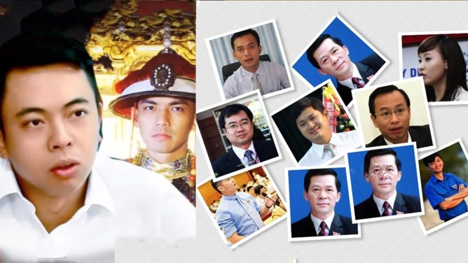 """Image result for """"Thái tử đảng"""" CSVN"""