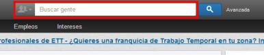 LinkedIn buscador