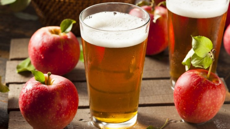 apples and cidre