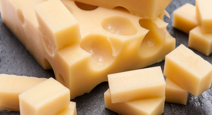 gruyere - fromage