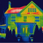 Cuánta energía pierde una casa?