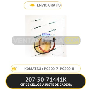 207-30-71441K KIT DE SELLOS PC300LC-7 PC300-8