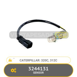 3244131 SENSOR 320C, 312C CATERPILLAR