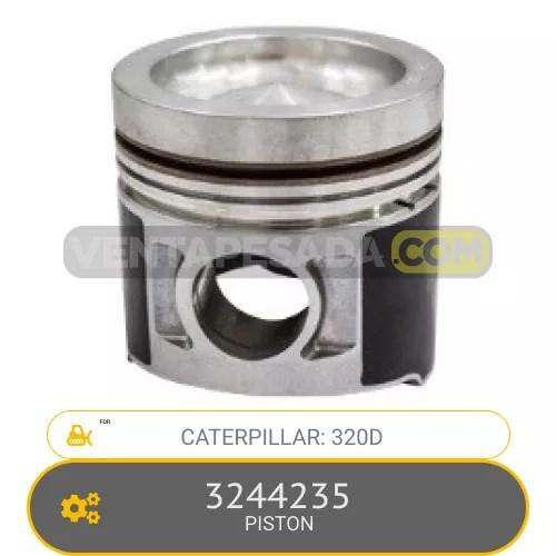 3244235 PISTON 320D CATERPILLAR