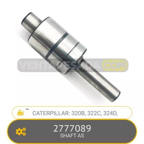 2777089 SHAFT AS 320B, 322C, 324D, CATERPILLAR