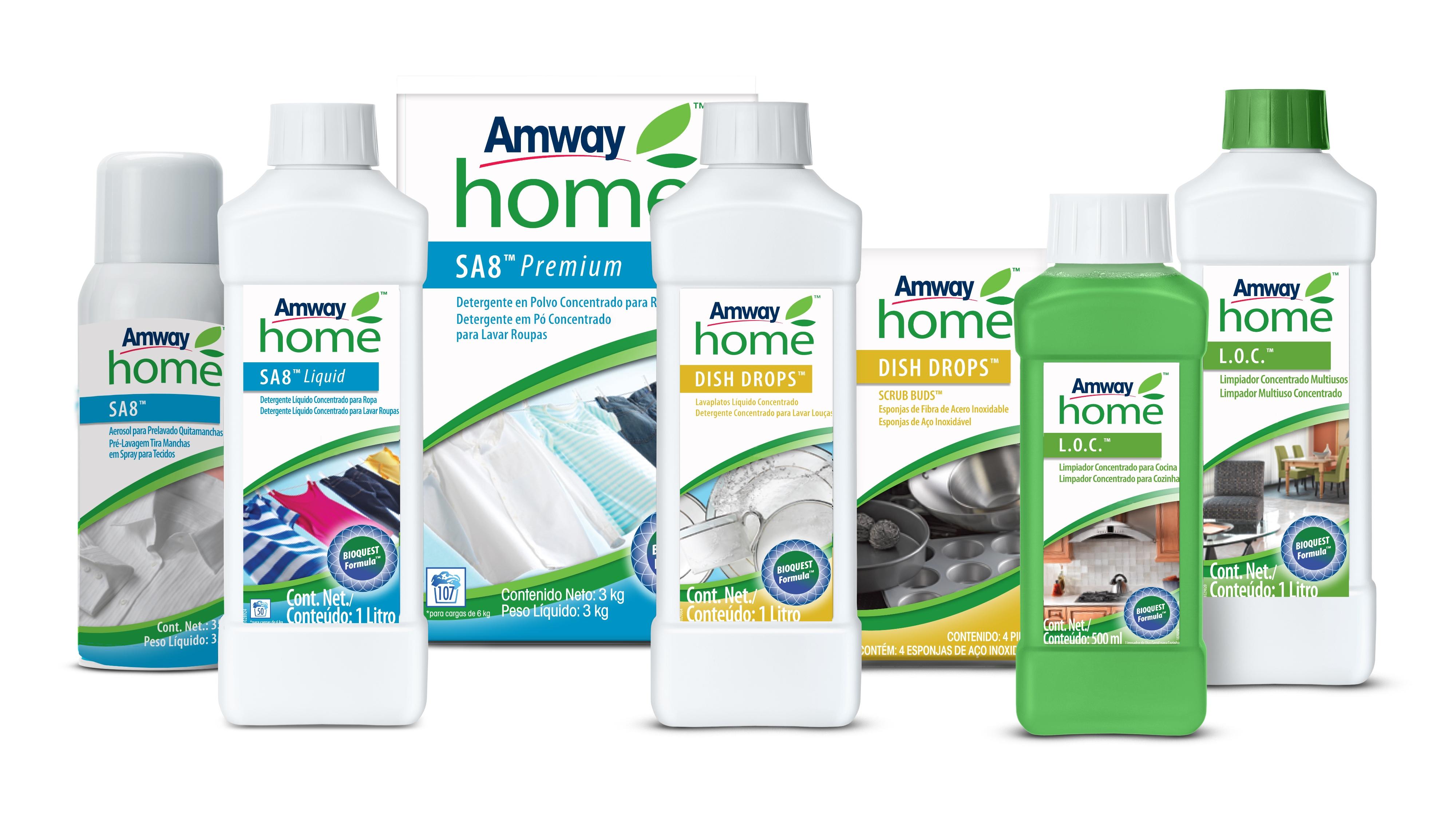 Para Productos Limpieza Amway