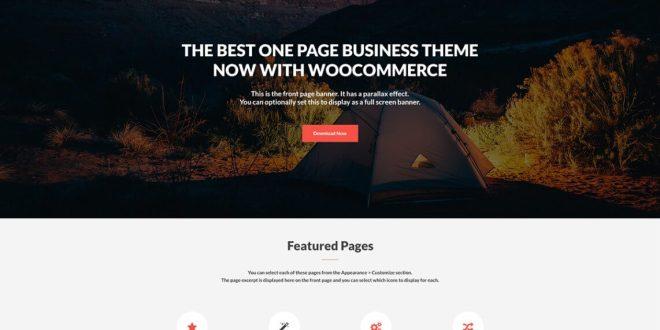 Free WordPress Multipurpose Themes