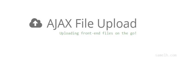 AJAX File Upload