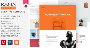 Agency WordPress Themes