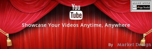WordPress YouTube Video Gallery & Management Plugin – YouTube Showcase