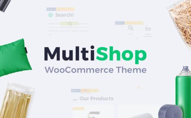 Multishop - Responsive WooCommerce WordPress Theme