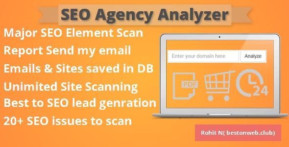 SEO Analyzer- Turn your Website into SEO tool