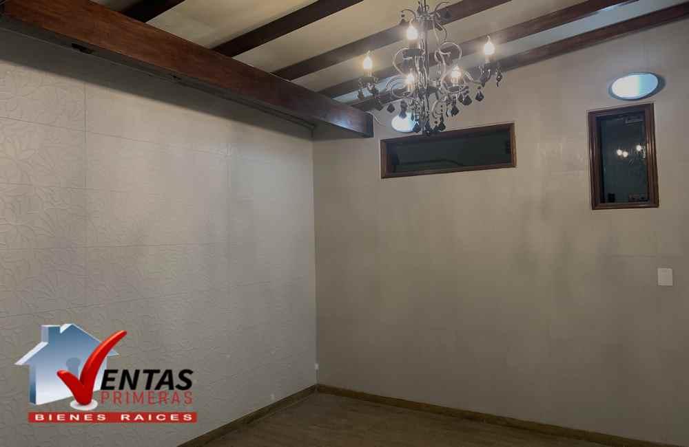 Alquiler en 1 píso Urb Residencial Monterrico