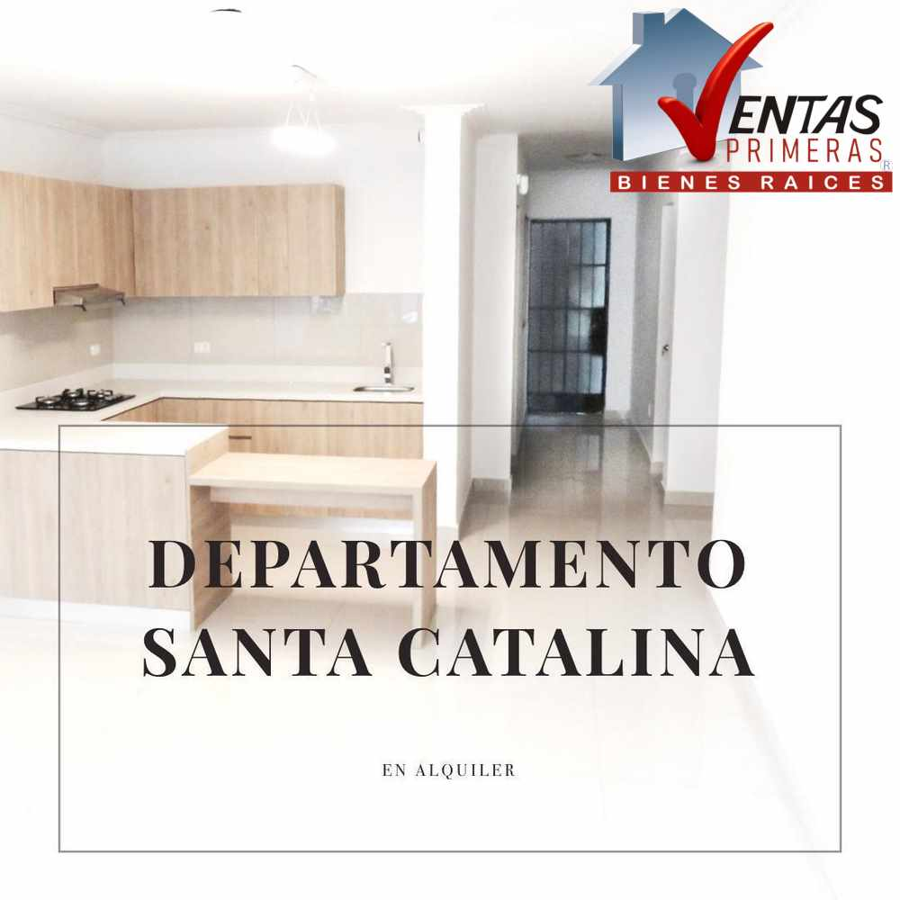 Alquiler depa new en Santa Catalina super ubicado