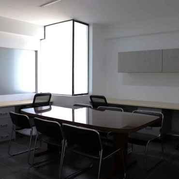 Oficina implementada y amoblada