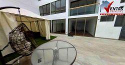 Depa ESTRENO con gran terraza en San Isidro